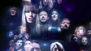 Más de 330 personas participan en este video musical interpretando 'Bohemian Rhapsody', de Queen.