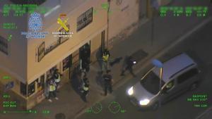 Desarticulada por cuarta vez la red del Messi del hachís con 77 detenidos.