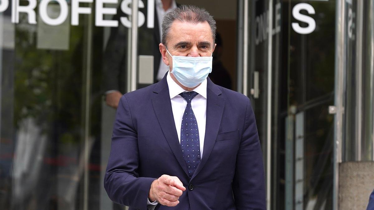 La juez del 8-M archiva la causa contra el delegado del Gobierno en Madrid. En la foto, José Manuel Franco.