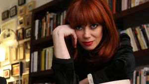 Paula Bonet, en enero de este año.