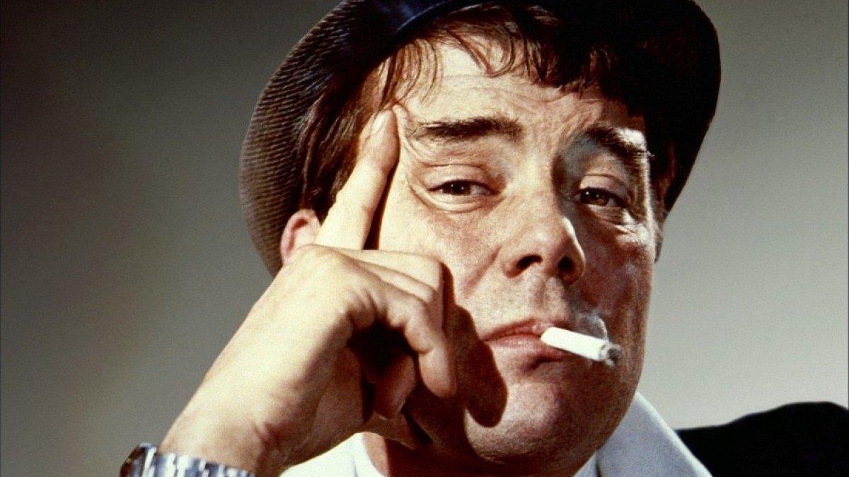 Dirk Bogarde en 'A las nueve cada noche' (1967)