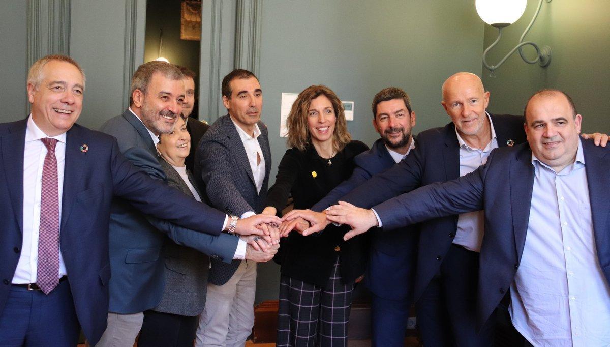 Organizadores del Tech Spirit Barcelona.