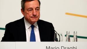 Draghi afronta la seva penúltima reunió amb un BCE dividit