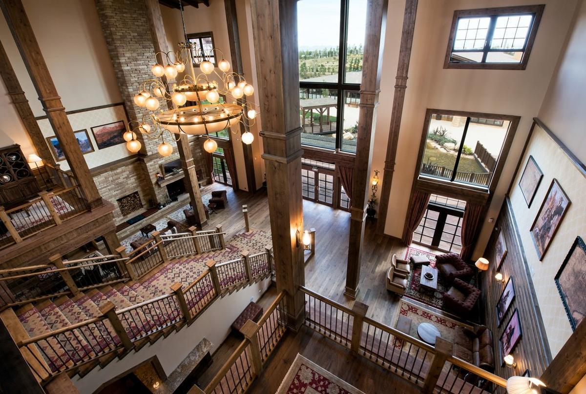 Hotel Colorado Creek de Port Aventura.