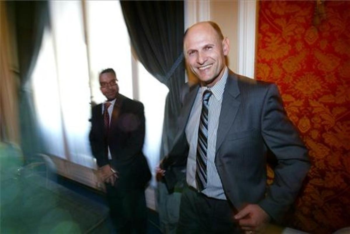 Juan Carlos Izpisúa, en una imagen de archivo de noviembre del 2007.