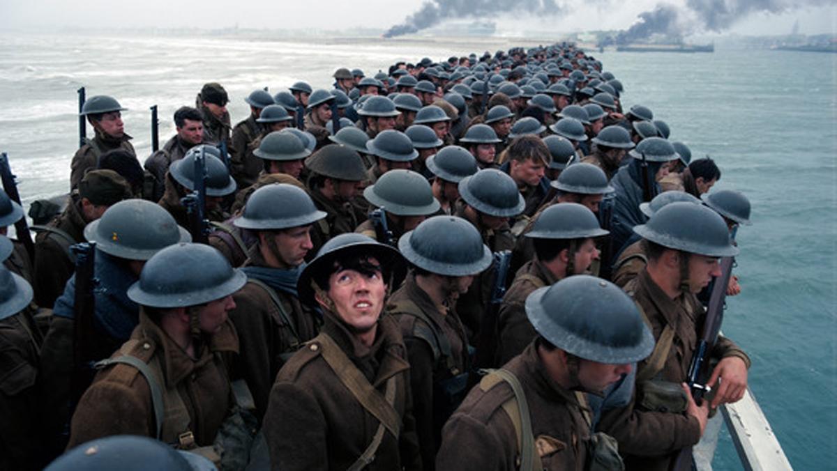 Tráiler de 'Dunkerque' (2017), de Christopher Nolan.