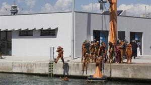 Nuevas instalaciones de la Facultat de Nàutica en la Nova Bocana.