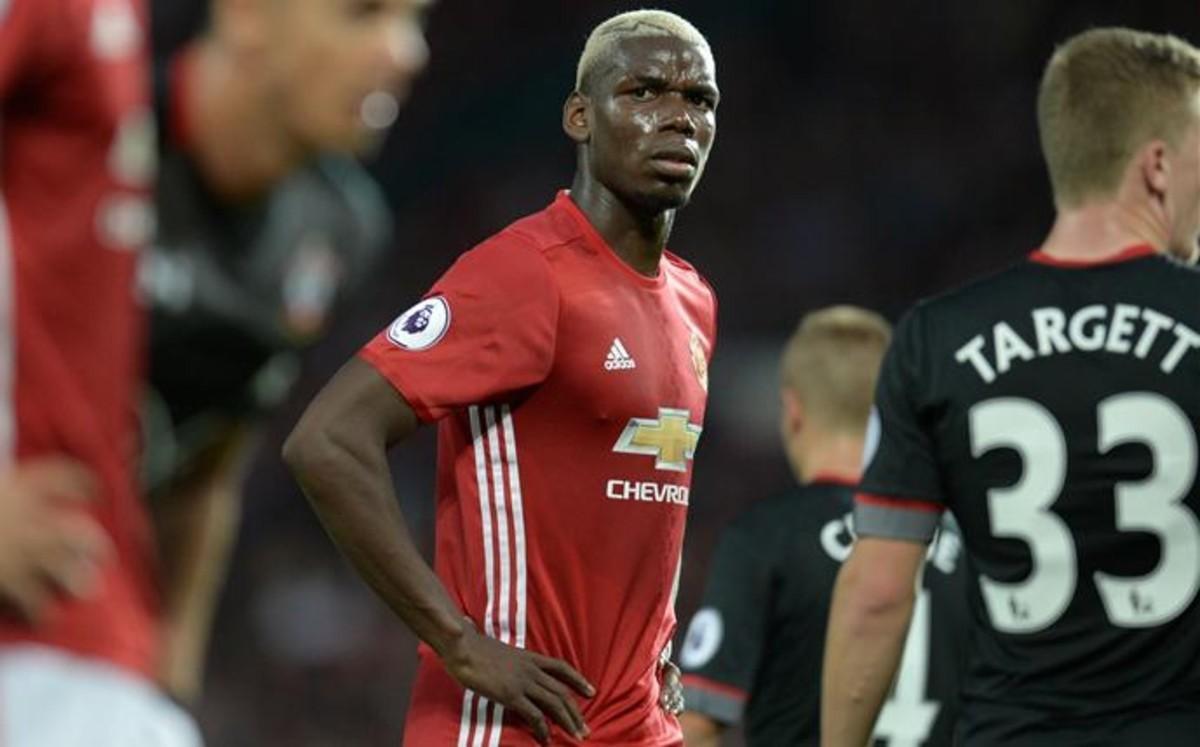 Pogba no acaba de encontrar su sitio en el United