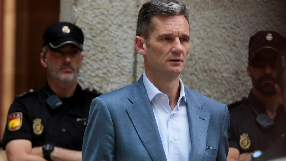 Iñaki Urdangarin podrá salir de prisión dos veces por semana.