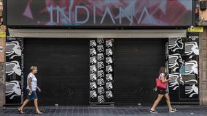 Dos detinguts per una presumpta violació grupal en una discoteca de València