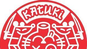 Logo de Katuki Saguyaki, la nueva marca de Mikel Urmeneta.