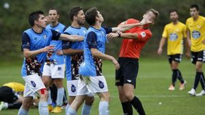 Brutal agresión a un árbitro de 15 años en Galicia