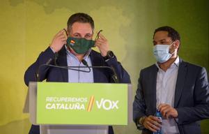 Garriga assegura que «res serà igual» a Catalunya després de la irrupció de Vox al Parlament