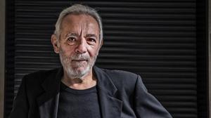 José Luis Gómez, el martes, en el Teatre Nacional de Catalunya.