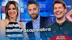 'Pasapalabra' da su gran salto al prime time de Antena 3 por su 20 aniversario