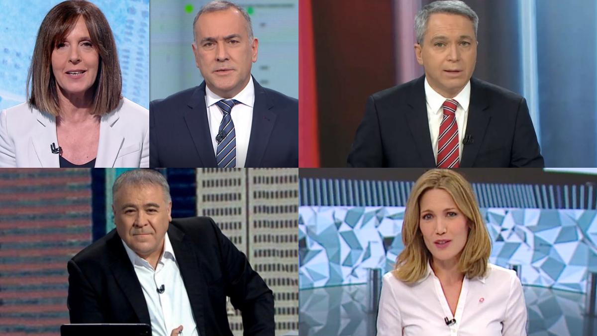 La cobertura de las cadenas generalistas y autonómicas para las elecciones madrileñas de este martes 4 de mayo.