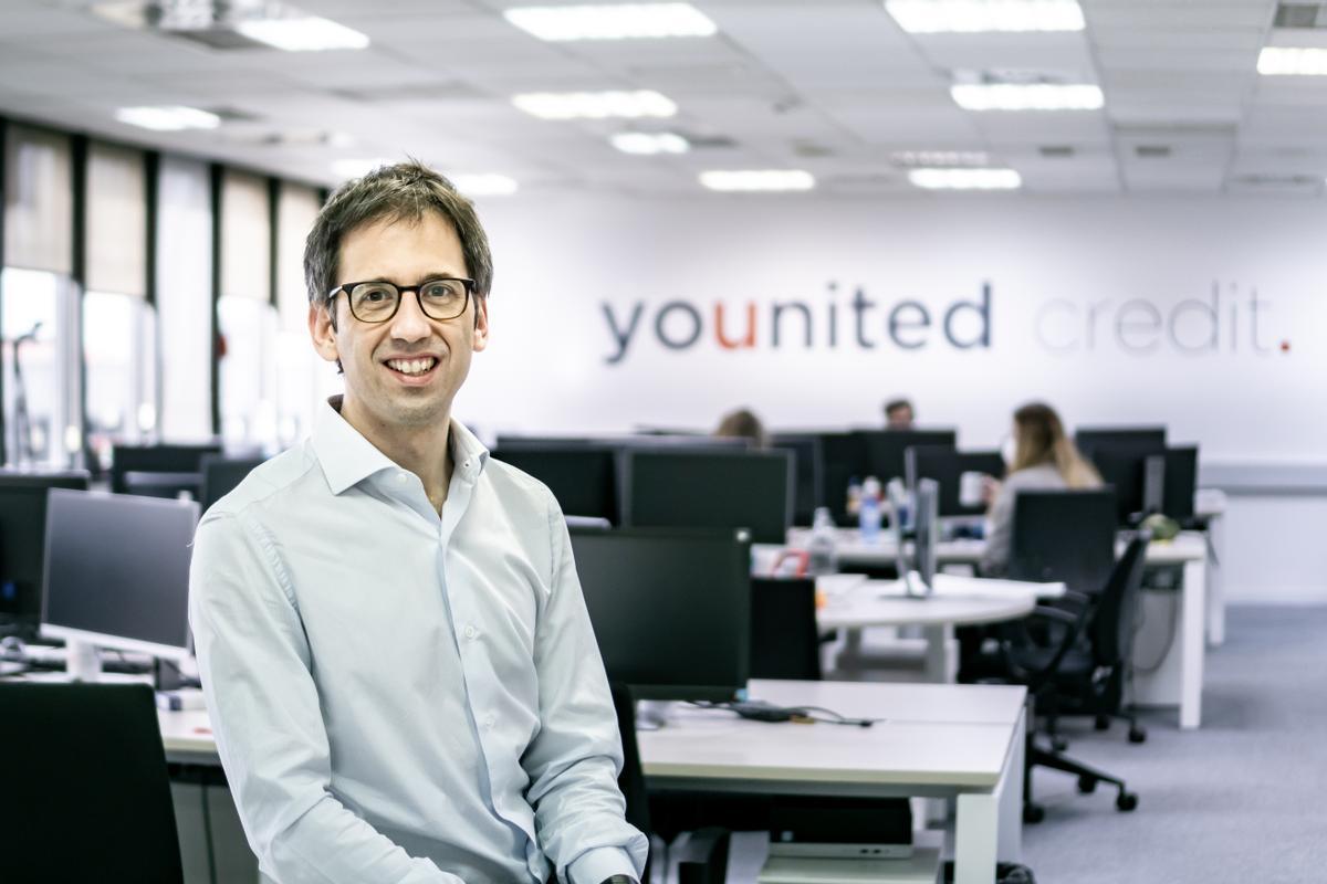 Xavier Pallás, CEO de Younited en España y Portugal.