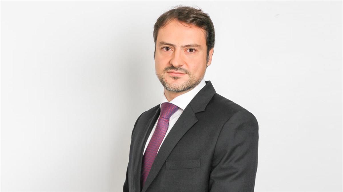 ECONOMIA Juan Rios Cortes  nuevo consejero de Aena