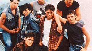 Protagonistas de 'Rebeldes' de Francis Ford Coppola