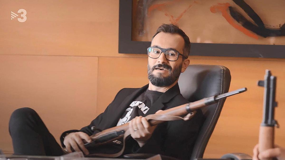 La crítica de Monegal: nou candidat, armat, per dirigir TV-3