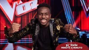 Kelly gana con Laura Pausini la final de 'La Voz' en Antena 3 tras ser el primer repescado