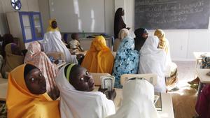 Milers de dones i nenes han sigut violades per soldats de Nigèria