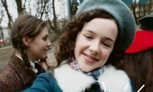 'Eva Stories, la sèrie d'Instagram sobre els últims dies d'una nena jueva