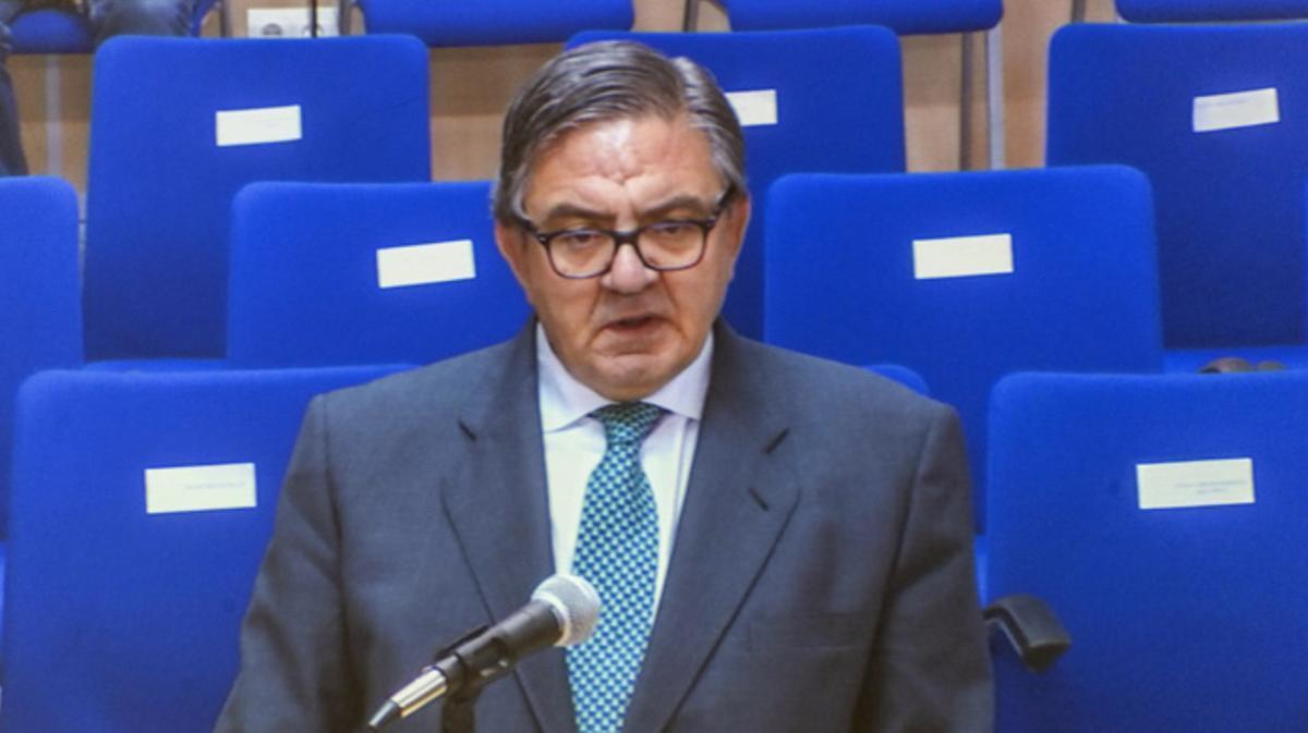 Carlos García Revenga declara por el Caso Noos