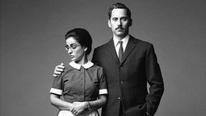 Inma Cuesta y Paco León, en una imagen promocional de 'Arde Madrid'.