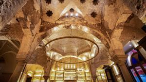 Les obres d'un bar a Sevilla treuen a la llum uns banys àrabs del segle XII