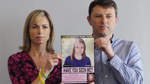 La Fiscalia alemanya informa els pares de Madeleine McCann que té «proves concretes» de la seva mort