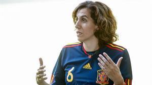 Irene Lozano: «Es pot inhabilitar el president de LaLiga en qualsevol moment»