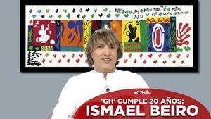 Ismael Beiro, primer ganador de 'Gran Hermano'.