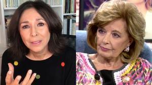 """Isabel Gemio, tras su polémica con María Teresa Campos: """"Solo pido que me dejen en paz"""""""