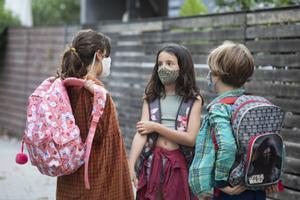 Les escoles de Barcelona obren el curs amb nivells rècord de contaminació
