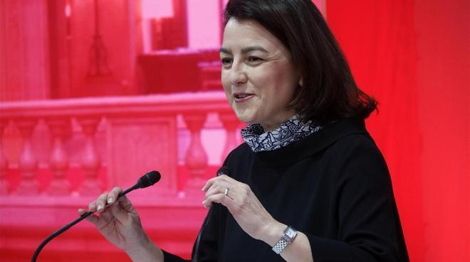 Salvador Illa propone a Eva Granados para presidir el Parlament