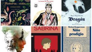 Ilustrado y cómic: 25 libros recomendados para Sant Jordi 2019