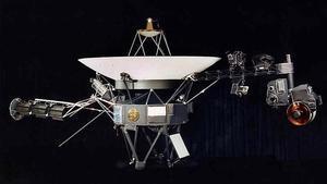 Imagen de archivo de la sonda Voyager 2