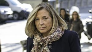 Barcelona  19 02 2020  Declaracion de Joana Ortega como imputada en la Ciutat de la Justicia  FOTOGRAFIA   DE  JOAN CORTADELLAS