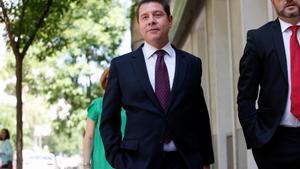 Emiliano García-Page, en una imagen de archivo.