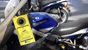 ¿I on aparco ara la moto a Barcelona?