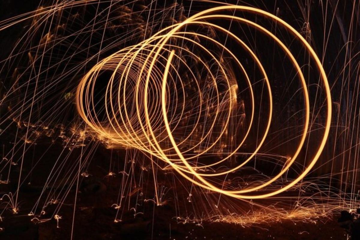 Los espirales de luz de la materia biológica podrían revelar la vida extraterrestre