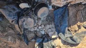 Els Mossos demanen ajuda per localitzar els saquejadors d'un jaciment ibèric a Ulldecona