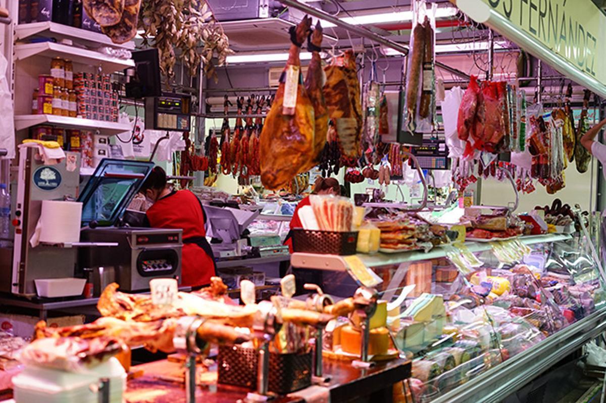 Mercado de Esplugues de Llobregat