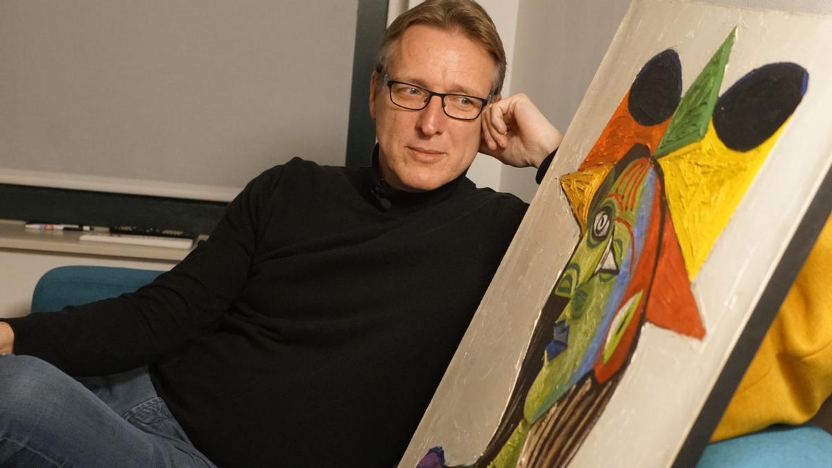 Arthur Brand: «La meva vida és més atrafegada que la d'Indiana Jones i James Bond»