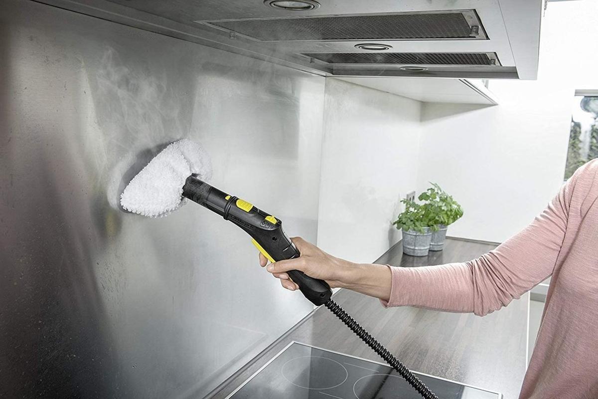 Karcher SC 4 Easyfix: para facilitar la limpieza allí donde la uses