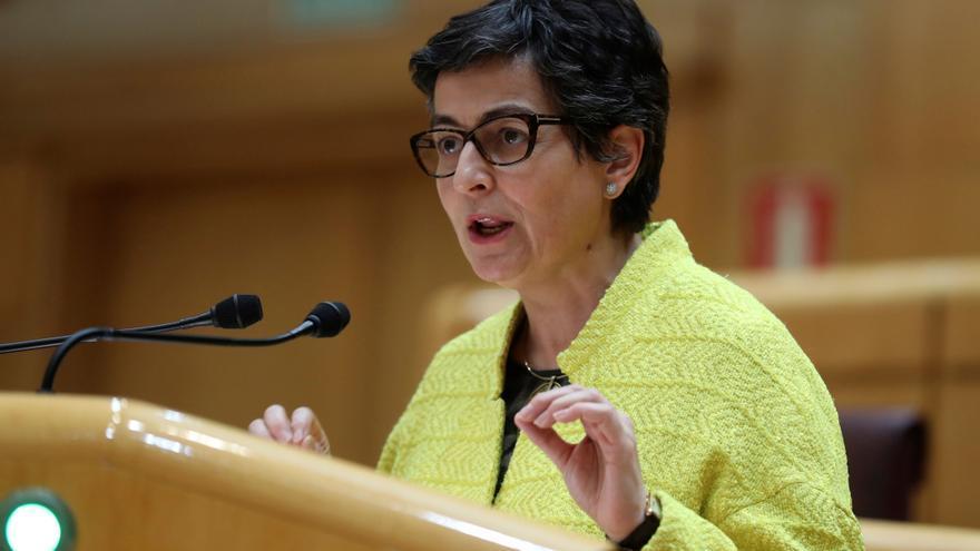El juez cita como imputada a González Laya por la llegada a España de Gali