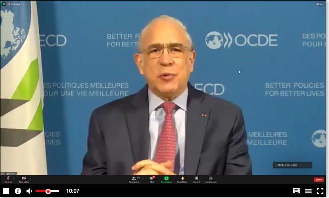 L'OCDE apel·la al nou compromís dels EUA per acordar una fiscalitat digital
