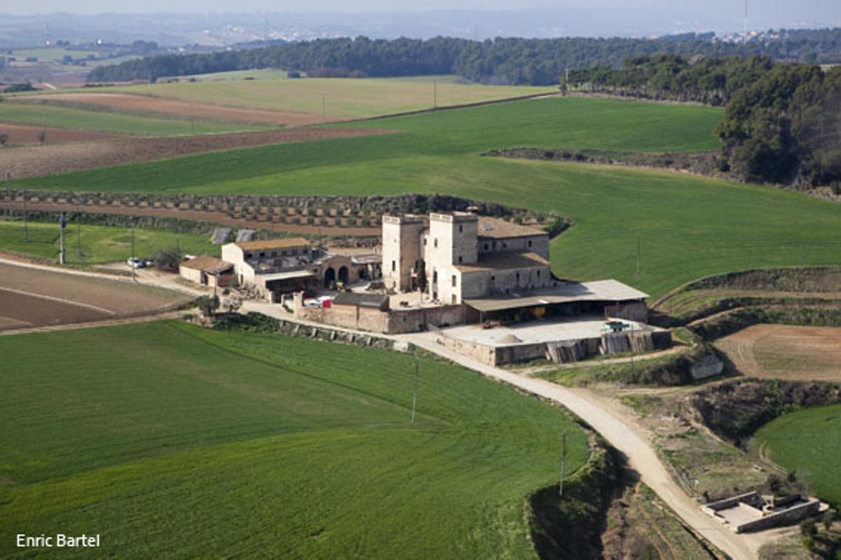 Torre de Malla, Parets del Vallès
