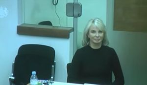 Corinna Larsen comparece como testigo desde Londres en el juicio de Villarejo.